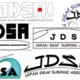 JDSAのロゴ当選発表